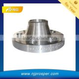 stainless steel ansi b16.5 class 150 long weld neck flange from china (YZF-Y124)