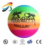 <b>printed</b> inflatable volley ball