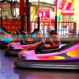 Classic Dodgem Car Electric Bumper Car for Kids Rides Amusement Park Ground Grid Car for Sale
