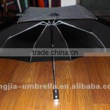 2015 HOT sell fashion 3 folds LED umbrella promotion gift automatic open & close led folding umbrella                                                                         Quality Choice