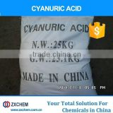 water treatment chemical cyanuric acid