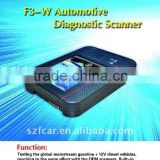For 12V Electronic Control System, DPF Function, Read DTC, Input QR code, Service Reset, Auto Diagnostic Scanner