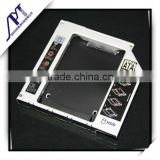 "2.5"" SATA 2nd Optical Bay Hard Drive Enclosure HDD Caddy for 12.7mm universal CD/DVD-ROM"