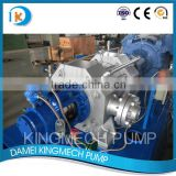 API Horizontal centrifugal multistage water injection chemical pump