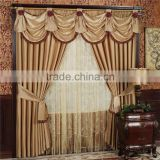 New fashion fancy window curtains valances designs turkish curtains                                                                         Quality Choice