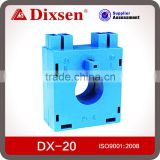 DX-20 mini distribution electric current transformer