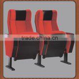 Theater chairs home theatre chair movie seats seating fabric YA-09A