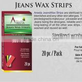 Jeans Wax Strips
