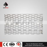 The most widely used 300x300mm high quality perforated aluminum single sheet building facades