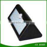 LED outdoor light ip65 with optical sensor Solar Light With High Bright 36LED Garden Lamp
