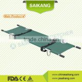Made From New Materials Folding stretcher for ambulance