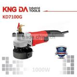 KD7100G 1000W wet angle grinder wet grinder motor concrete wet grinder and polisher