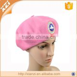 Woman's Lady Temperament Soft Winter Beret Hat Warm Hat Painter Cap