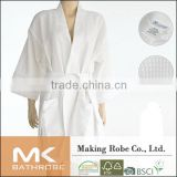 latest new designs popular bridesmaid white bath robe waffles in cheap price                                                                         Quality Choice