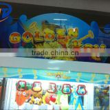 Happy game Golden Key Gift claw crane game machine / Funny prize game machine for amusement