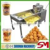 Economical and practical different seasoning gas popcorn machine