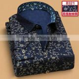 brand name men dress shirts fancy dress shirts for men made in china