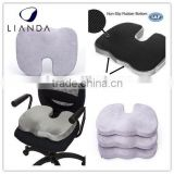 coccyx orthopedic therapeutic memory foam car hemorrhoid seat cushion