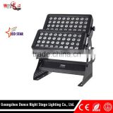 China Suppliers 72PCS Full-Color LED Sport Light LED Light Outdoor Wall Lamps LCD Digital Display Stage Lighting