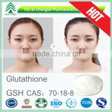 CAS 70-18-8 reduced glutathione skin whitening