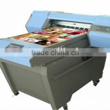 China digital inkjet printer eco solvent printer/digital fabric printing machine for bag,PU,PVC