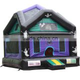 Halloween Party Inflatable Bouncere house, Hallowmas thembe fun city inflatable giant bouncer for rental