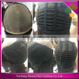 100% Virgin Human Hair Full Lace Wigs With Baby Hair