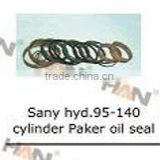 Sany hydraulic 95-140 cylinder paker oil seal for concrete pump spare parts putzmeister schwing cifa