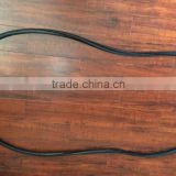 Excavator glazing parts Sumitomo SH A2 excavator front upper windshield GLASS seal GASKET RUBBER