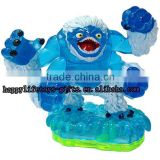 OEM mutihands monster figurine, mini PVC animal toy for kids