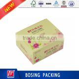 eco-friendly detox foot patch box patch paper box packaging box