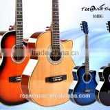 INquiry about Celluloid binding 40'' The Olive Tree guitar acoustic for wholesale(R406)