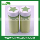 NEW PRODUCT DOUBLE WALL INSULATED THERMAL TRAVEL COFFEE MUG,FLASK CUP REMOVABLE LID KEEP DRINK WARM