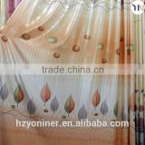 100% polyester strip printed blackout fabric for curtain home ideal curtain design for India HangZhou fabric supplier