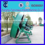 Farm machine bio organic fertilizer animal manure grill disc granulator