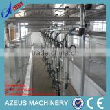 Automatic farm machinery herringbone cow milking machine in dairy farm