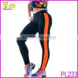 2014 Top Sell On Ebay OF Women Sexy Tights Yoga Running Pants High Waist Elastic Stretch Gym Leggings