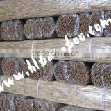 Eco-friendly reed fencing for garden or home decoration