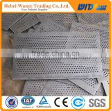 Perforated sheet metal suppliers / stainless steel perforated metal with various hole shape
