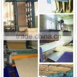 Evaporative Cooling Pad Making Machine For Agricultural Greenhouse
