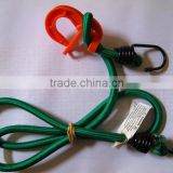 hot sale plastic spiral bungee cord with bicycle