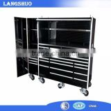 Portable tool trolley ordinary metal tool cabinet 72 inch workbench