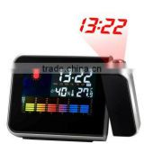 Weather Station Projection Clock, best promotional digital clock