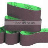 "5 Piece 3"" X 21"", 80 Grit Sanding Belts diamond sanding belt wide belt sanding machine abrasive sanding belt"