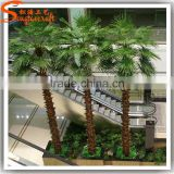 guangzhou songtao wholesale outdoor decorative palm trees electric palm tree artificial palm trees