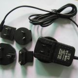 18W Switching Power Supply 100-240VAC Conversion plug adapter for LED Light strips,CCTV Camera