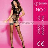 Cheap Hot Sexy Nylon Fishnet Bodystocking