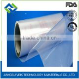 Transparent FEP film for heat sealing