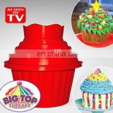 Big Top Cupcake Silicone Cake Molds