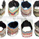 Kuchi Afghan Banjara Tribal Belly Dance Vintage Handmade Jewellery Belts